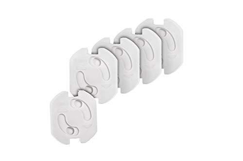 Colico 20x Kindersicherung für Steckdose mit Drehmechanik - Steckdosenschutz Steckdosensicherung...