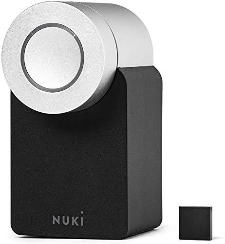 Nuki Smart Lock 2.0 - Apple HomeKit - Amazon Alexa - Google home - IFTTT - Elektronisches...