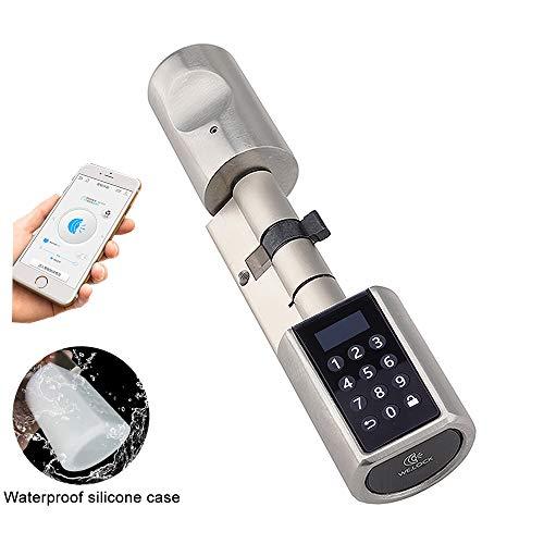 WE.LOCK Passwort und Bluetooth Smart Door Lock mit RFID-Karte Sicherheitsschloss elektronisches...