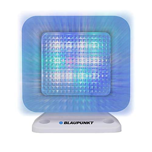 Blaupunkt Sicherheits-LED-TV Simulator ISD-TVS1, simuliert Anwesenheit zum Einbruchschutz,...