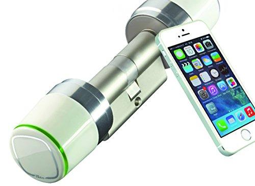 Elektronische Türschlösser - ISEO Libra Smart mit APP Benienung
