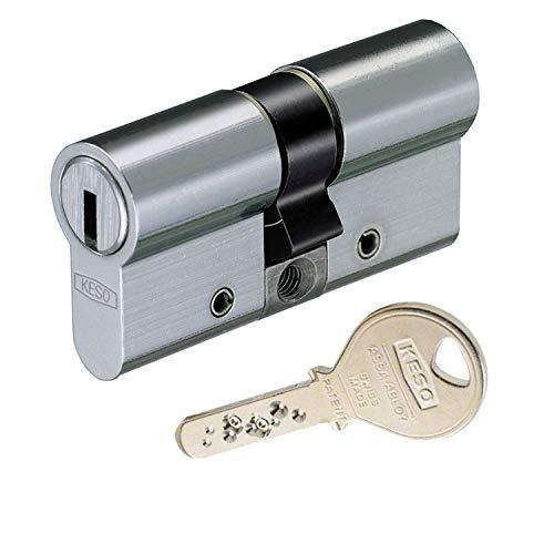 KESO 2500FP Doppelzylinder mit Not- und Gefahrenfunktion 30/35 inkl. 3 Schlüssel -...