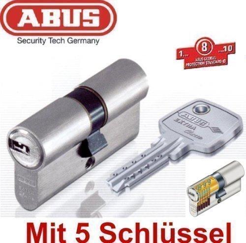 Doppelschließzylinder - ABUS EC750 Extra Classe Profil-Doppelzylinder mit 5 Schlüssel