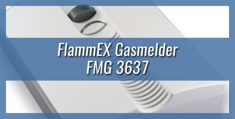 FlammEX Gasmelder FMG 3637